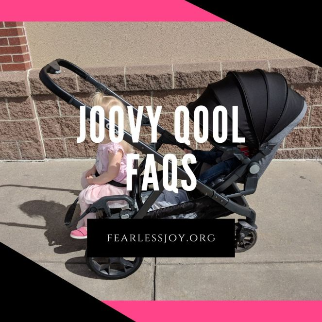 Joovy Qool FAQs